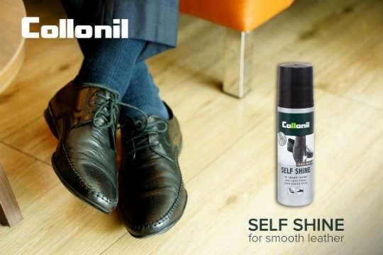 הברקה לנעליים